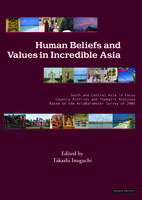 Human Beliefs and Values in Incredible Asia