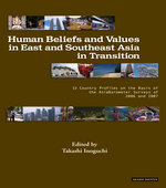 Human Beliefs and Values in East and Southeast Asia in Transition